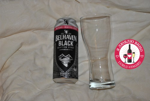 пиво Belhaven Black Scottish Stout
