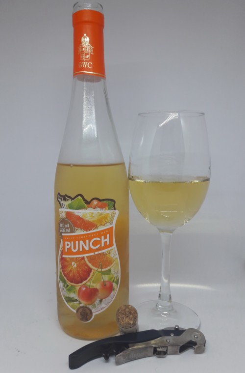 Punch Fruit
